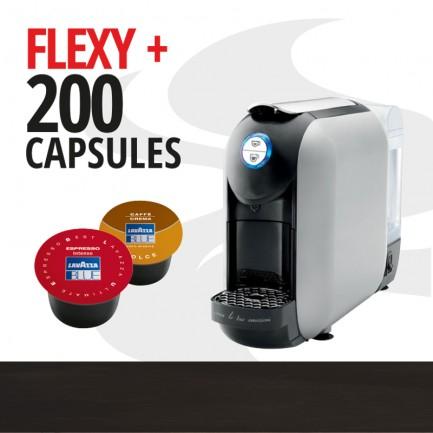 Flexy grise + 200 capsules