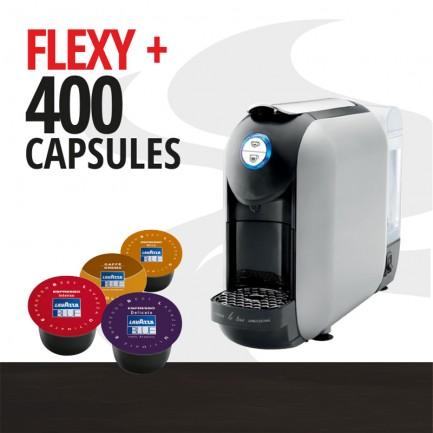 Flexy grise + 400 capsules