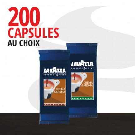 PACK 2OO CAPSULES POINT